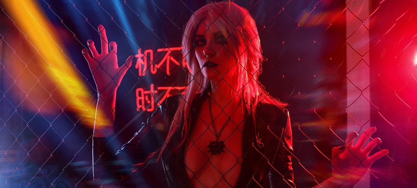 Пятничный косплей Bloodborne, Bioshock и Cyberpunk 2077