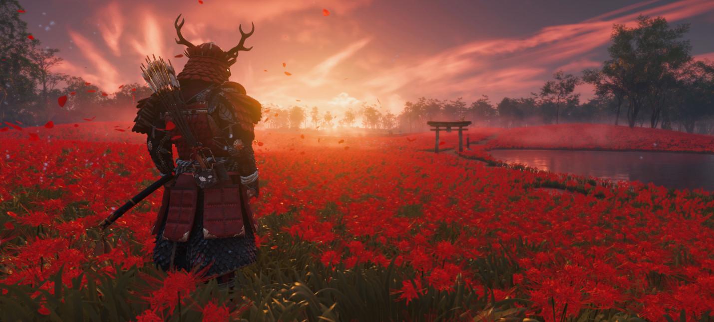 NPD Group Ghost of Tsushima  самая продаваемая игра июля в США