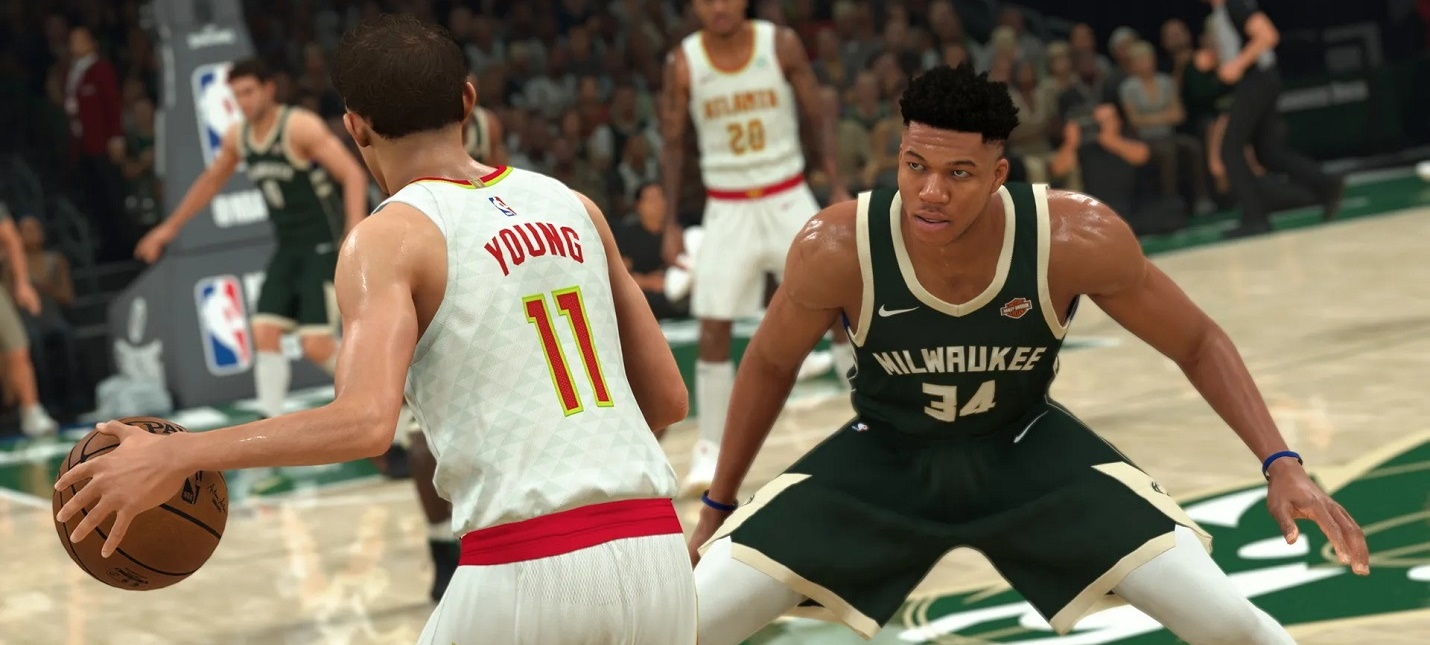 Демоверсия NBA 2K21 станет доступна 24 августа