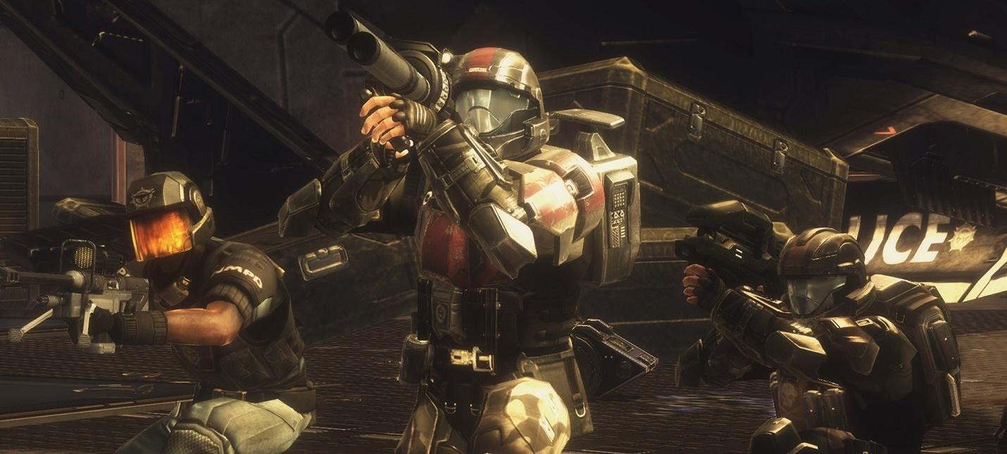 Тестирование Halo 3: ODST для инсайдеров начнется на этой неделе