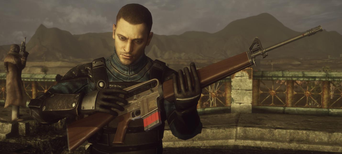 Мод Brave New World для Fallout: New Vegas делает озвучку игры разнообразнее