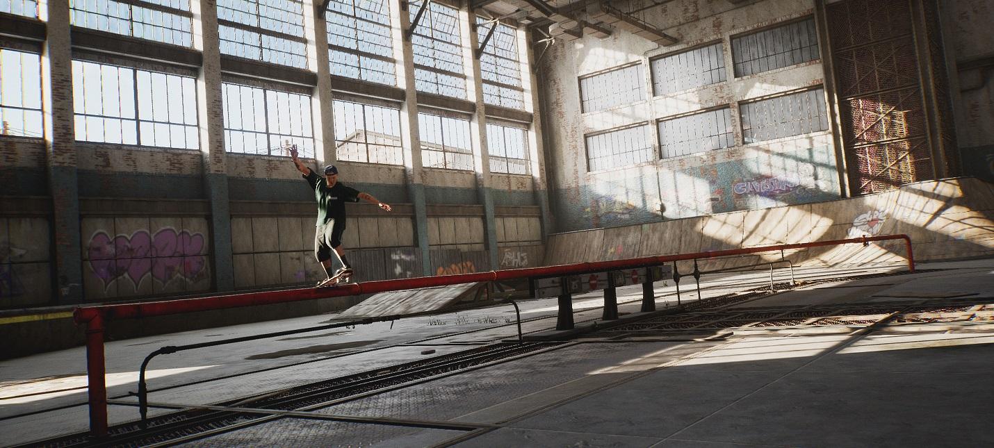 Более 20 лет развития технологий в видеосравнении оригинала и ремейка Tony Hawks Pro Skater