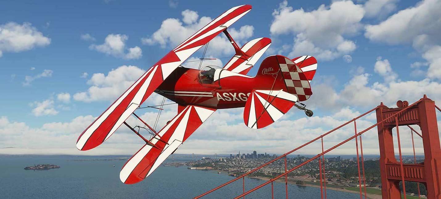 Первые оценки Microsoft Flight Simulator — техническое великолепие