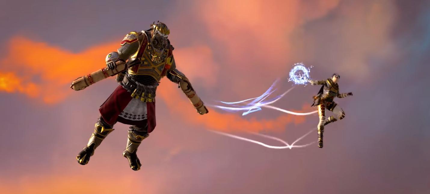 Трейлер боевого пропуска шестого сезона Apex Legends