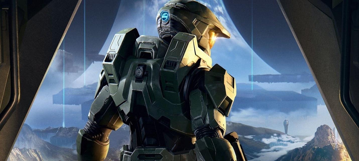 343 Industries пока не готова делиться информацией по Halo Infinite