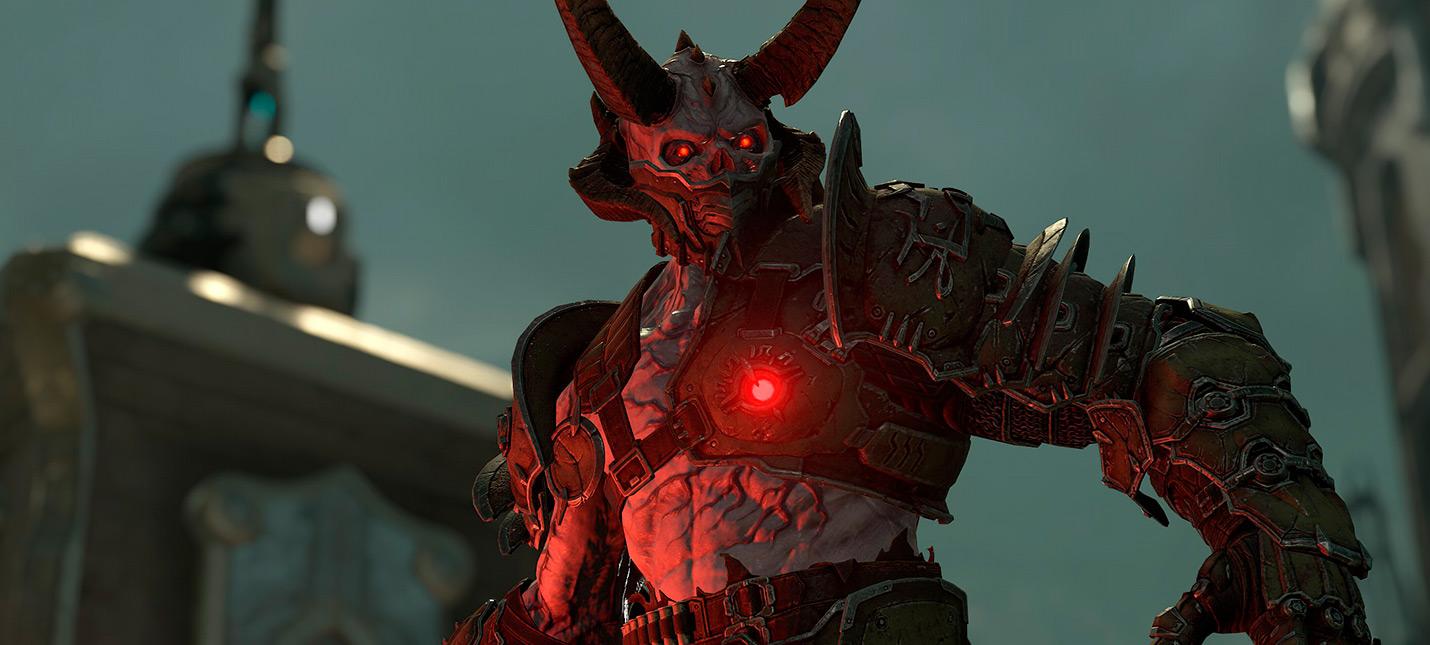 12 миллиардов убитых демонов и 150 триллионов галлонов крови  статистика DOOM Eternal
