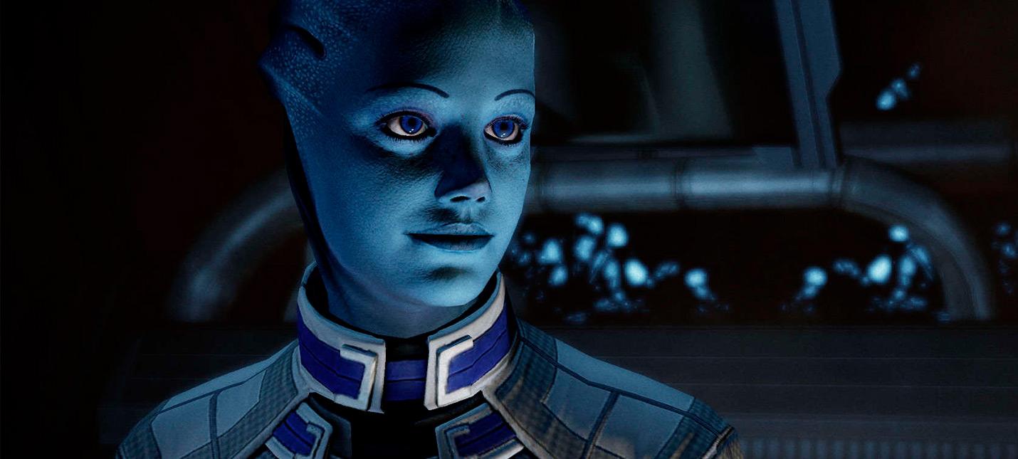 Джефф Грабб намекнул на ремастеры Mass Effect в октябре