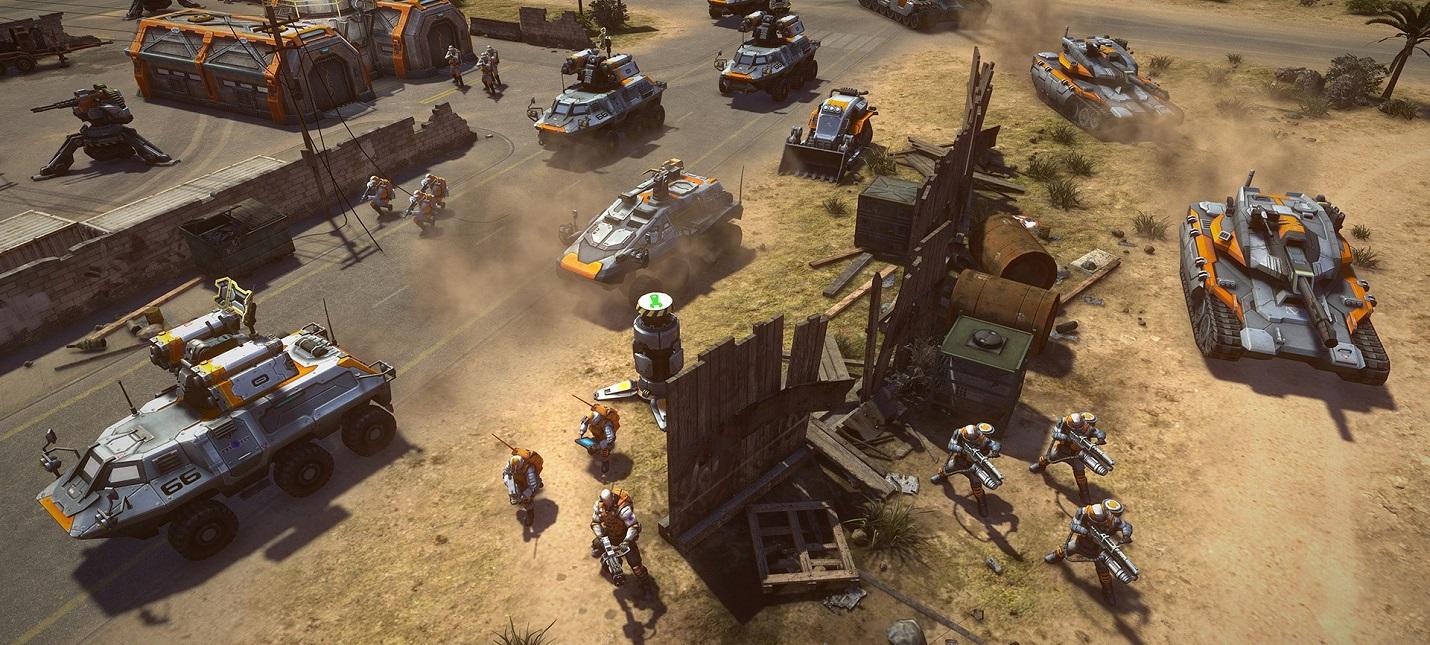 EA Будущее серии Command amp Conquer зависит от успеха Age of Empires 4