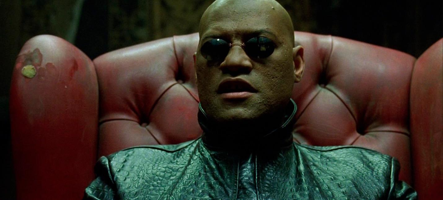 Лоуренс Фишборн не вернется к роли Морфеуса в новой Матрице
