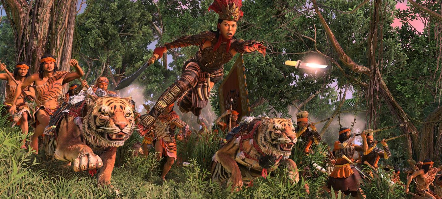 Состоялся релиз дополнения The Furious Wild для Total War THREE KINGDOMS