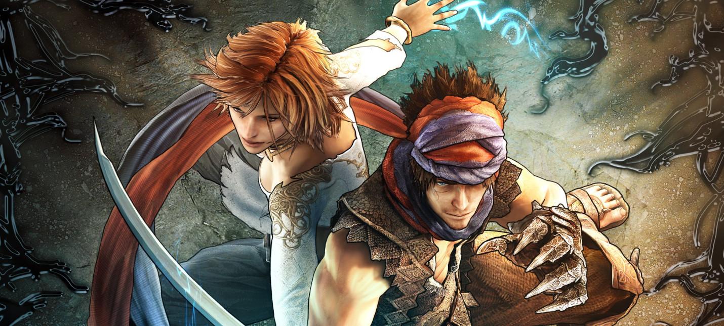 Утечка В ноябре выйдет ремейк Prince of Persia