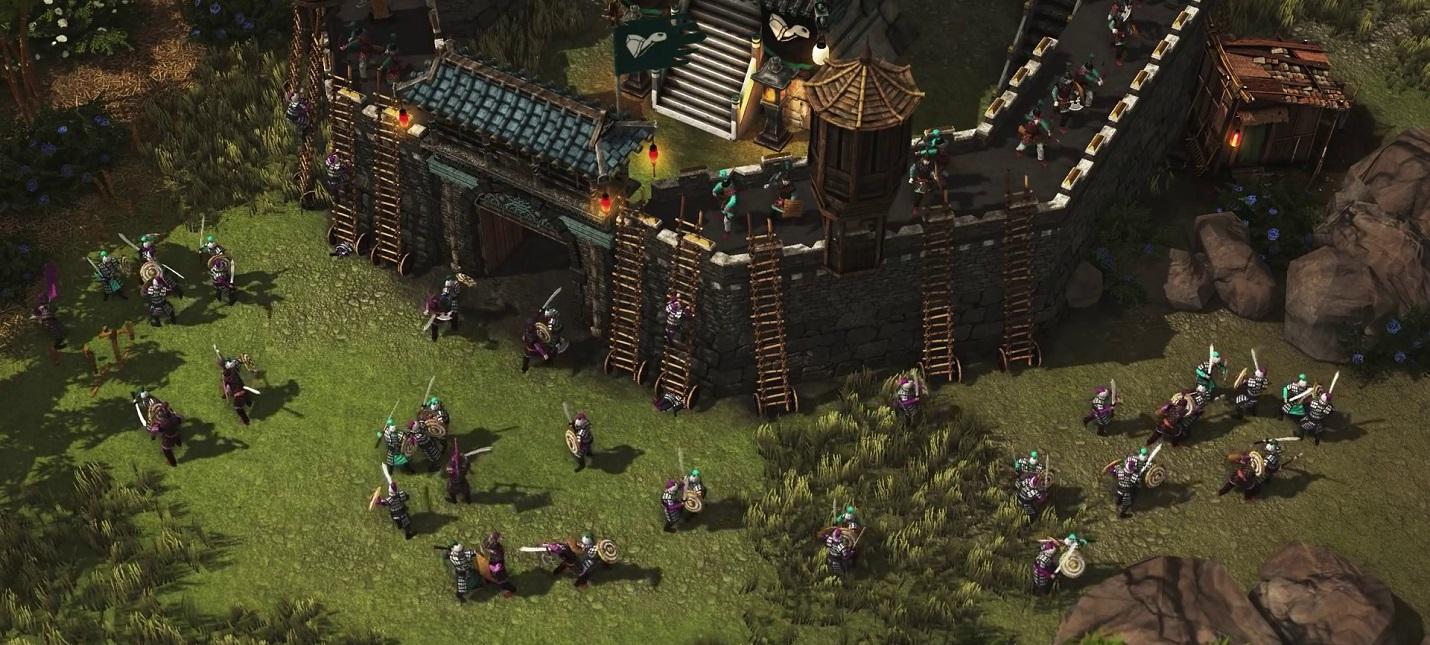 Релиз Stronghold Warlords отложен до начала 2021 года