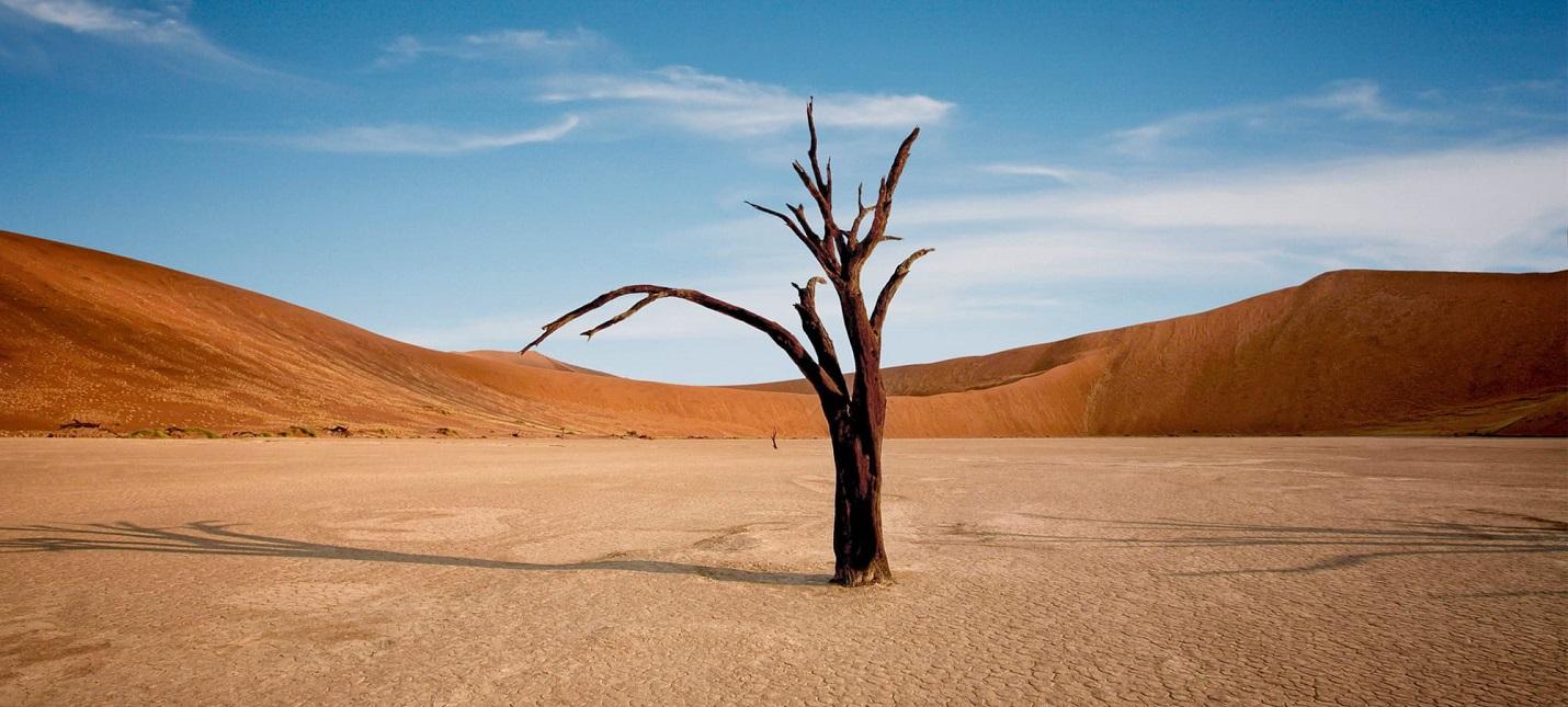 В Долине смерти зафиксирован температурный рекорд