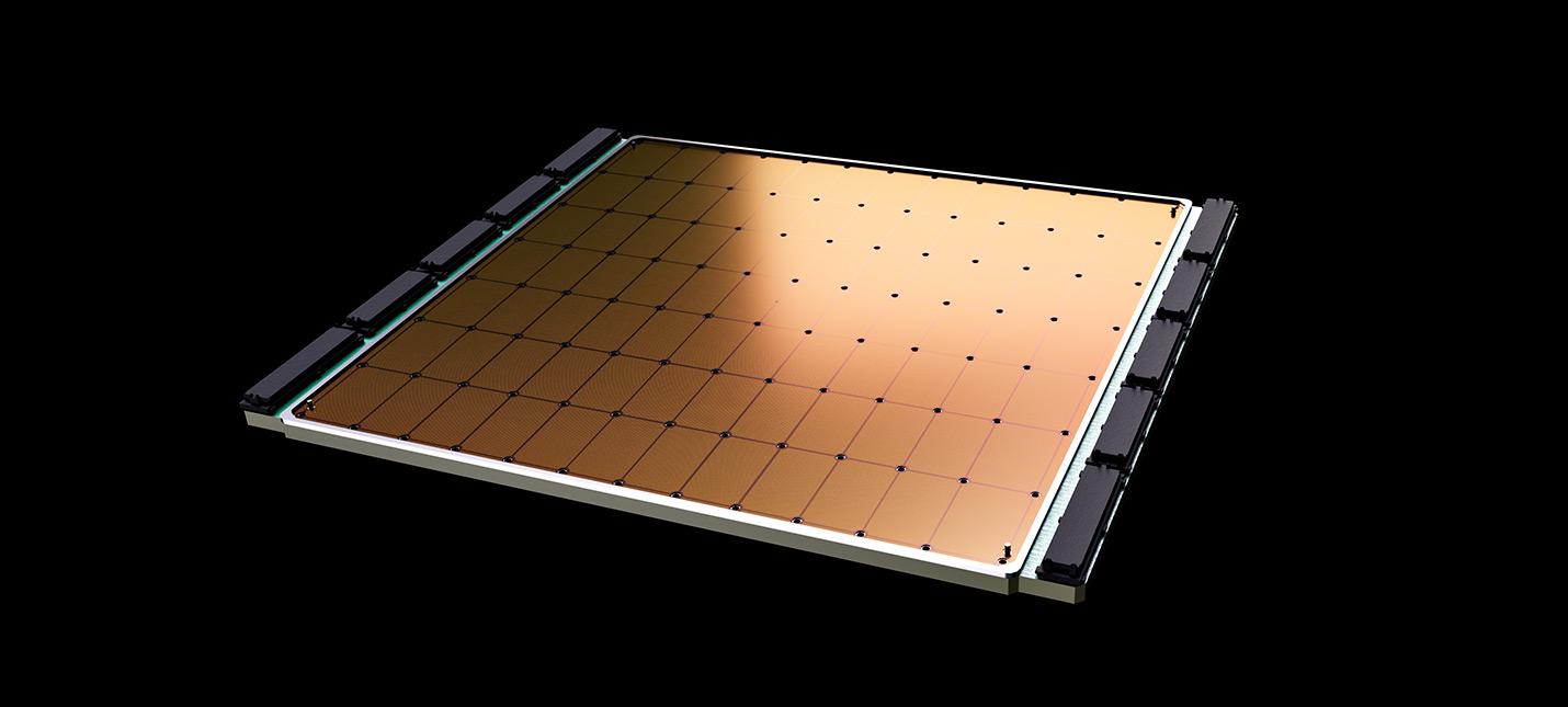 Этот гигантский процессор в 100 тысяч раз мощнее Xbox Series X