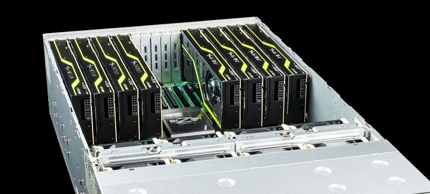 Считаем деньги Nvidia: Серверное направление стало наиболее прибыльным в этом квартале