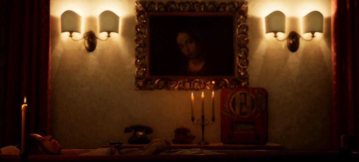14 минут геймплея триллера Martha is Dead — релиз в 2021 году
