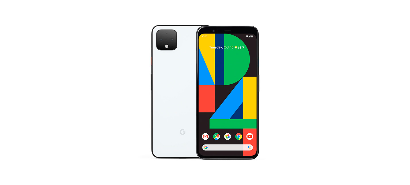 Слух: Google Pixel 5 и 4a 5G выйдут 30 сентября