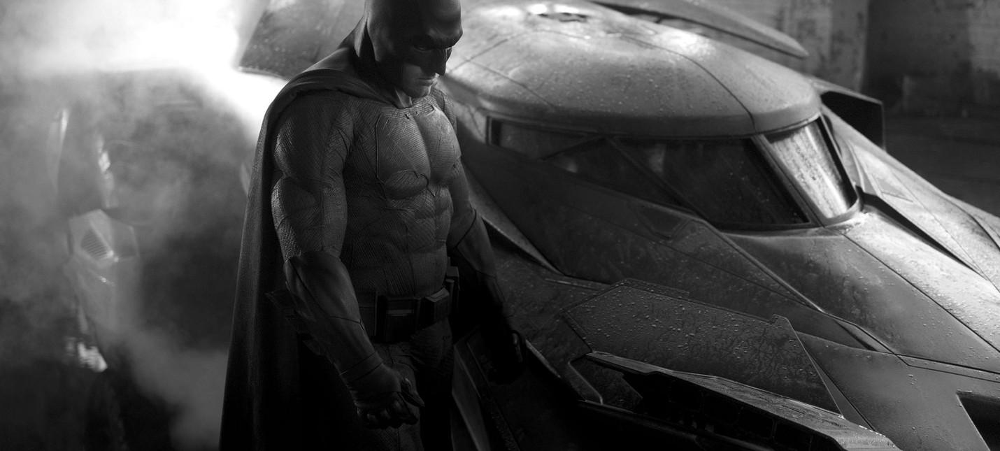СМИ Бен Аффлек вернется к роли Бэтмена в сольнике Флэша