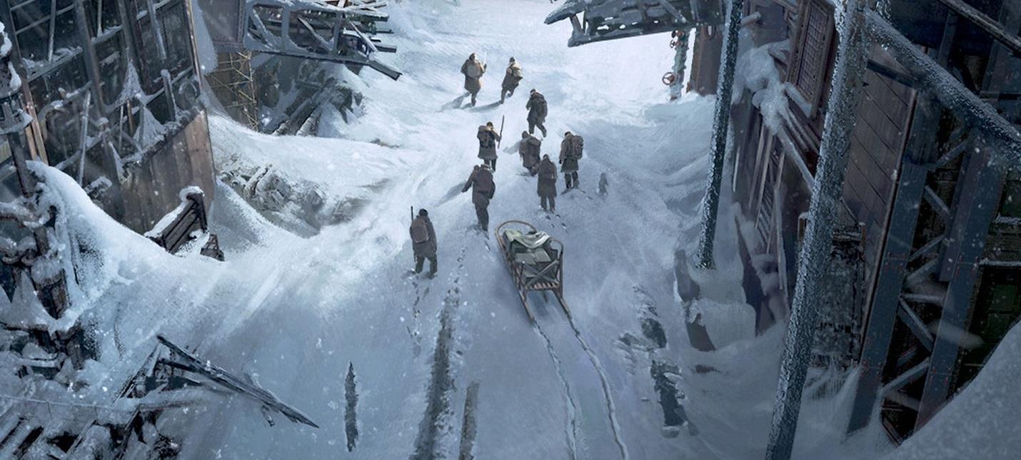 Для Frostpunk вышло финальное DLC На краю