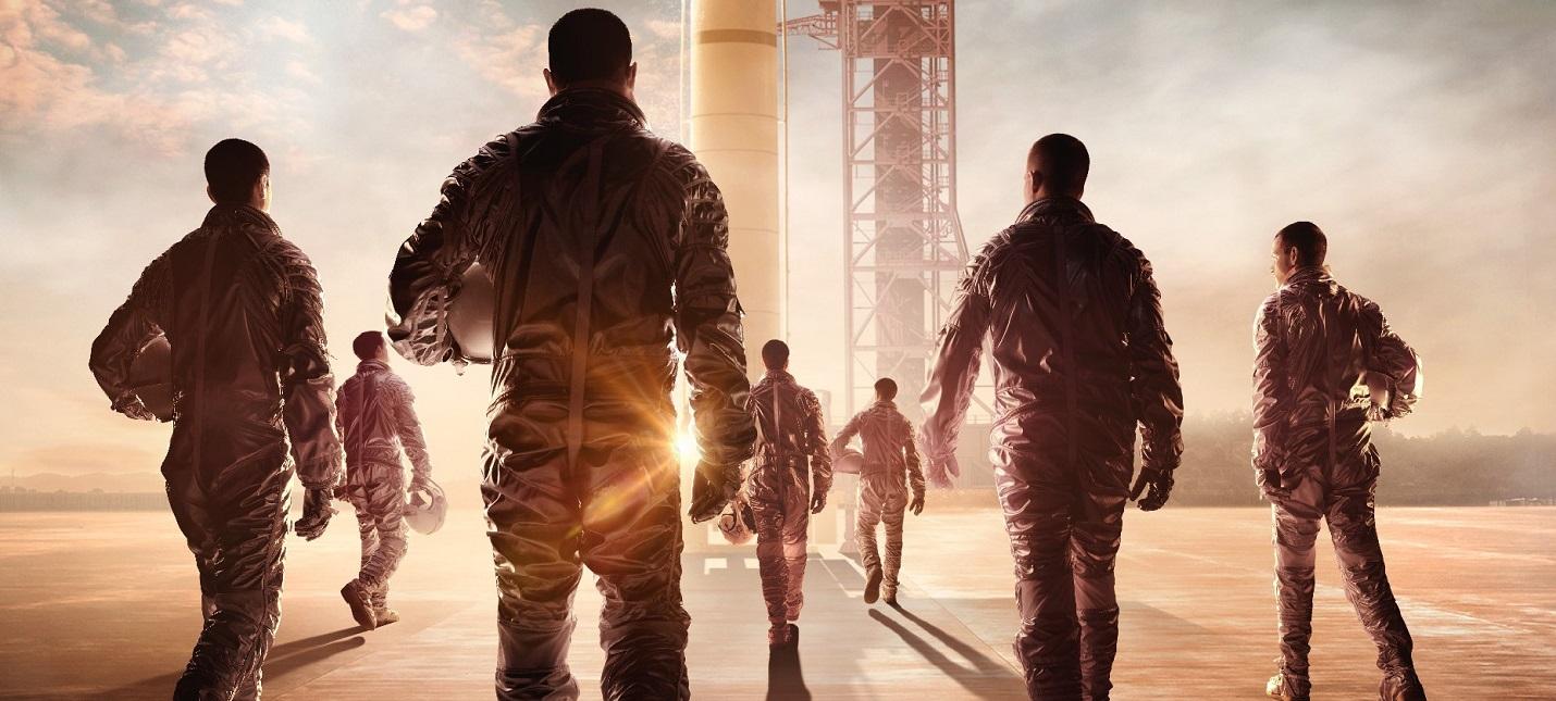 Трейлер сериала The Right Stuff, посвященного космической гонке между США и СССР