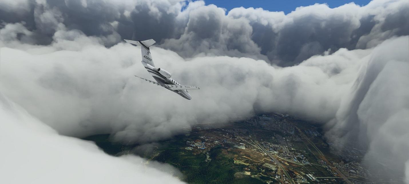 Стримеры в реальном времени совершили 16-часовой полет в Microsoft Flight Simulator