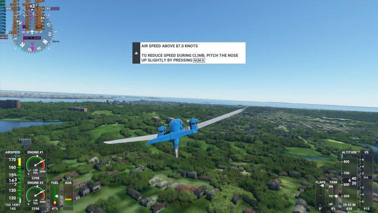 Только самые топовые PC могут обеспечить 60 FPS в Microsoft Flight Simulator