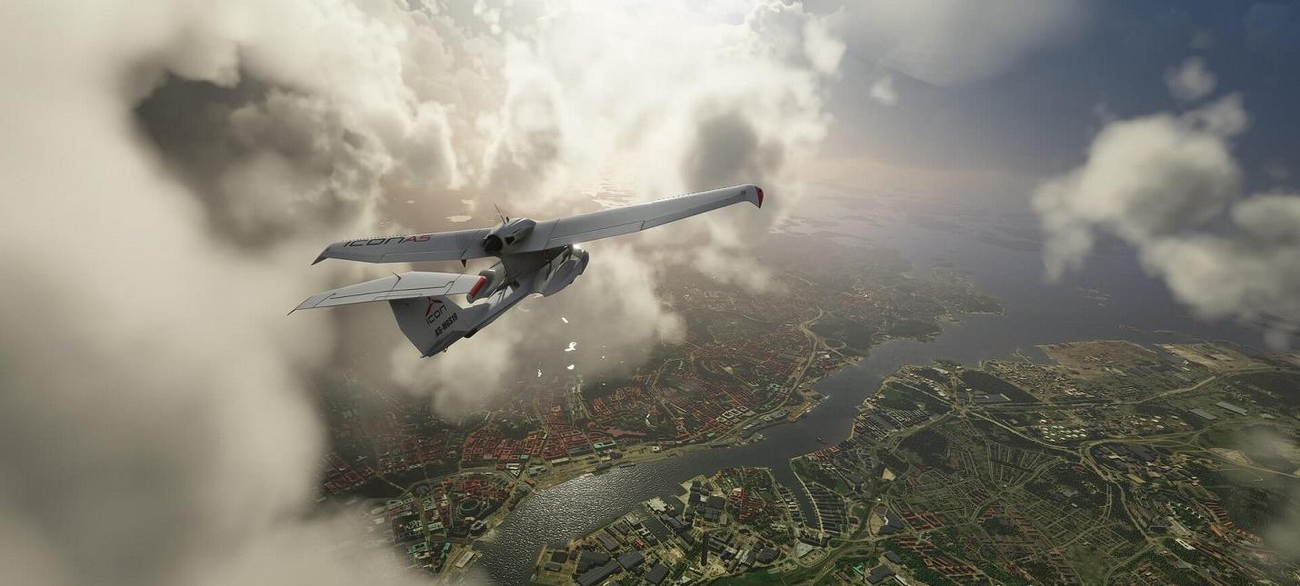 Исследование: За три года игроки потратят $2.6 миллиарда на железо и периферию ради Microsoft Flight Simulator