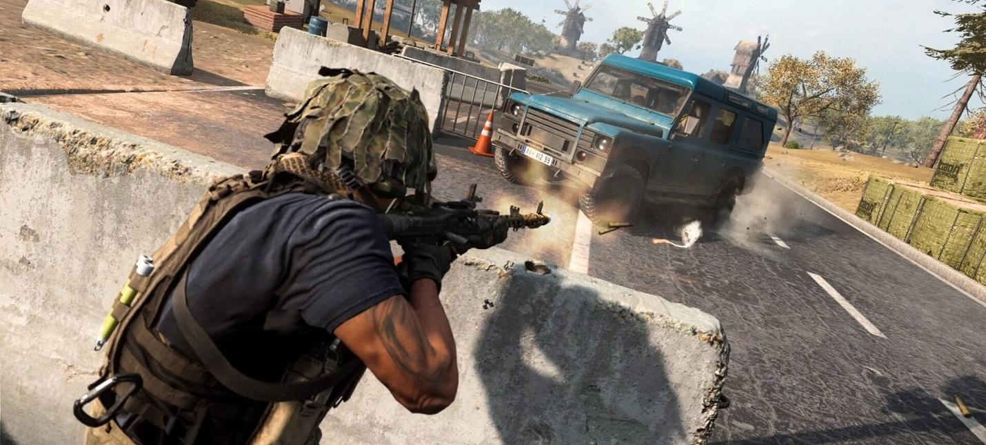 В Call of Duty Warzone исправили подствольный дробовик, убивающий с одного выстрела на больших дистанциях