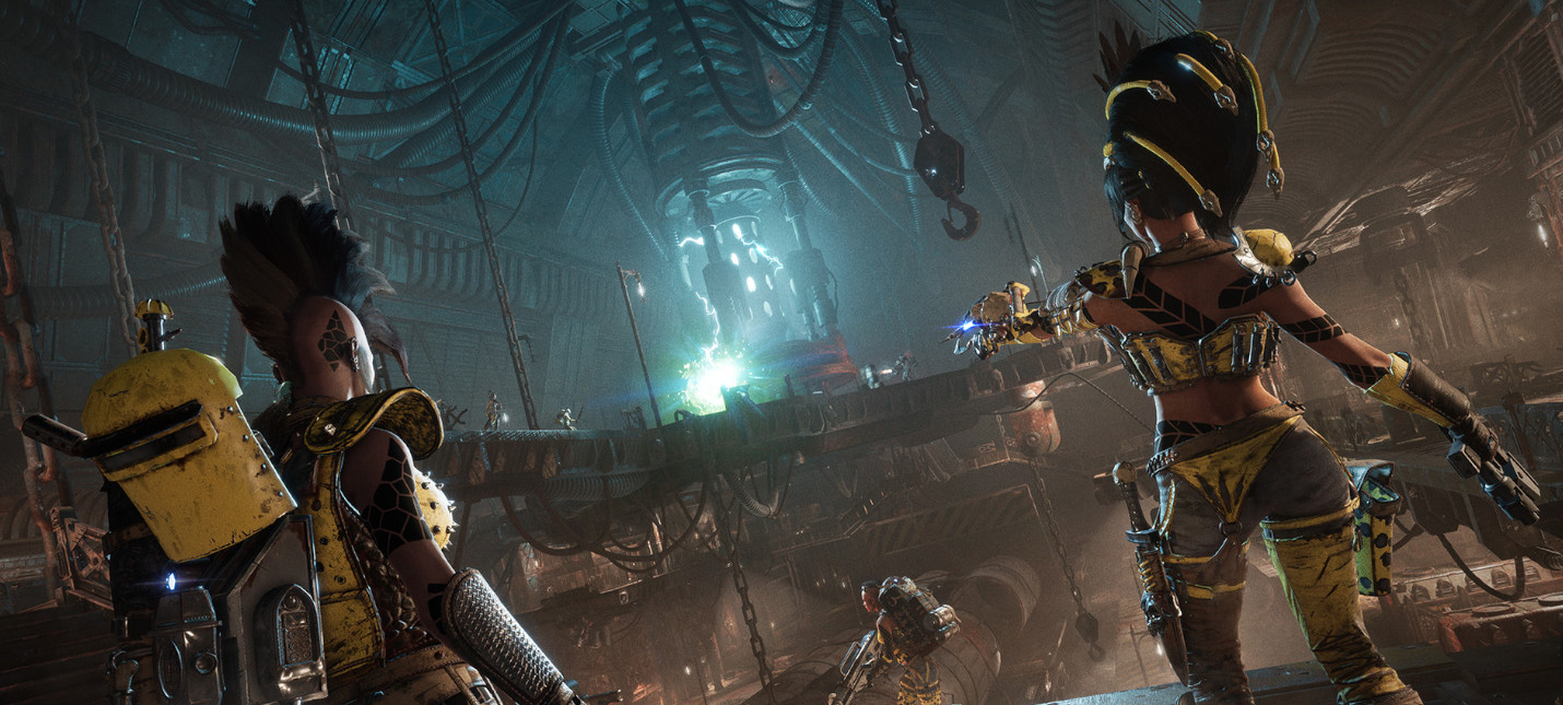 Новый геймплейный трейлер Necromunda: Underhive Wars с комментариями по тактике