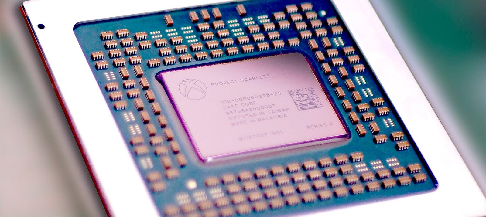 Digital Foundry изучил чип Xbox Series X — максимально короткий пересказ