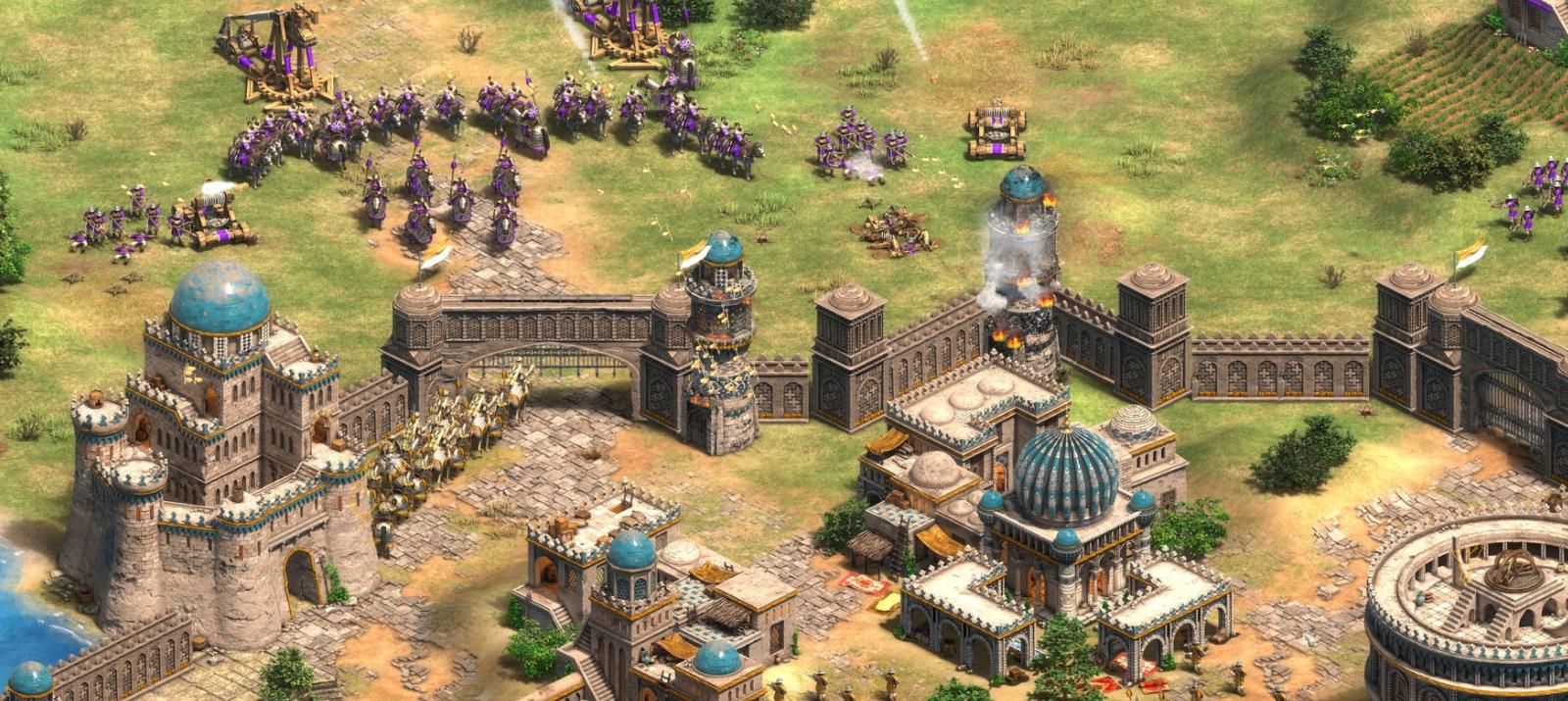 Разработчики Age of Empires намекнули на свое присутствие на Gamescom с помощью шифра