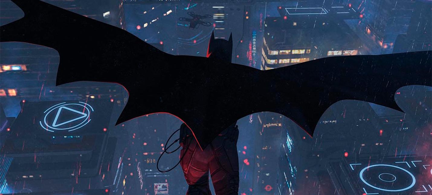 В новом мини-комиксе Бэтмен может стать чернокожим
