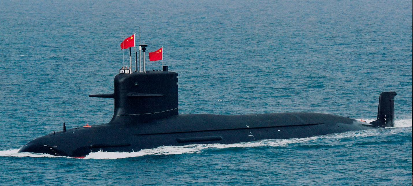 На спутниковых фотографиях нашли подземную базу китайских подводных лодок