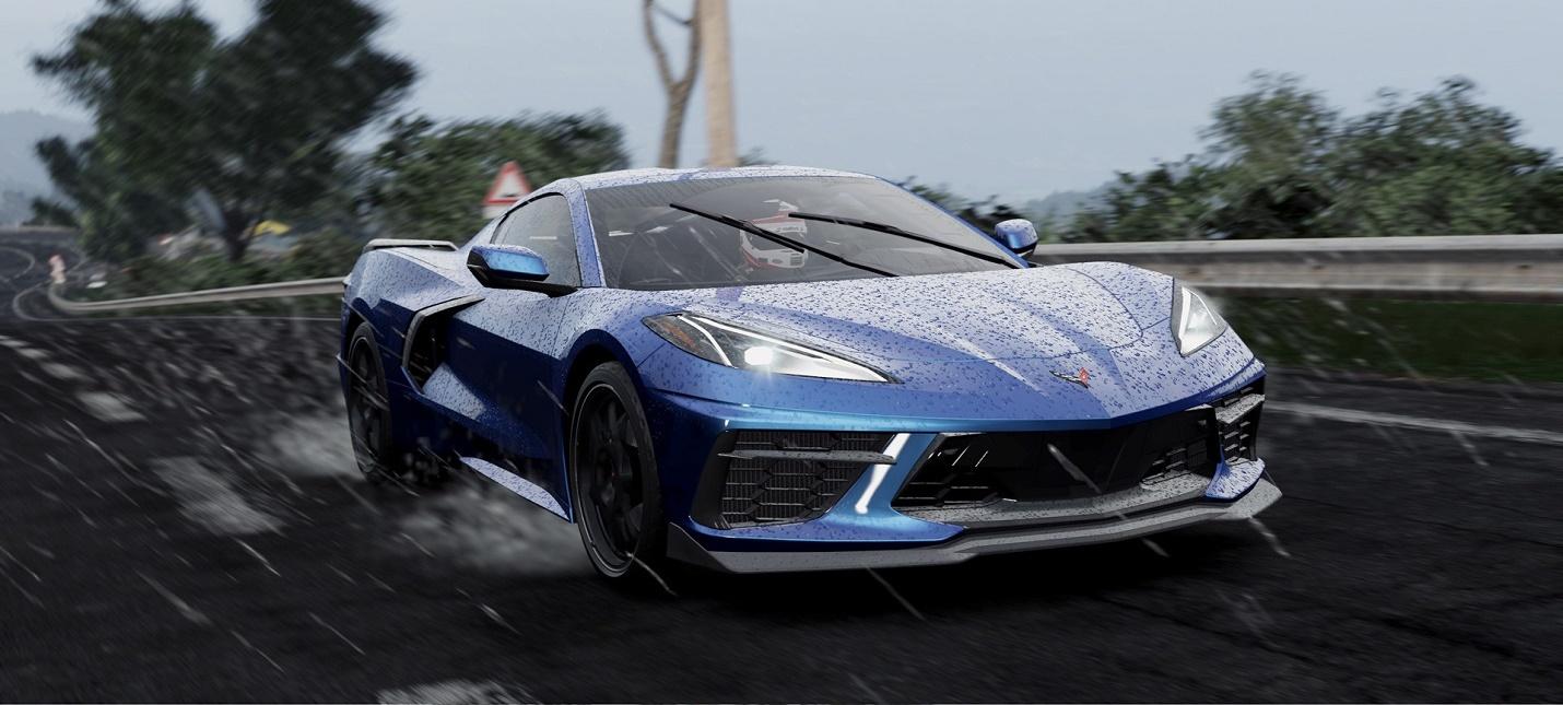 Тонна геймплея Project CARS 3 в 4K60FPS