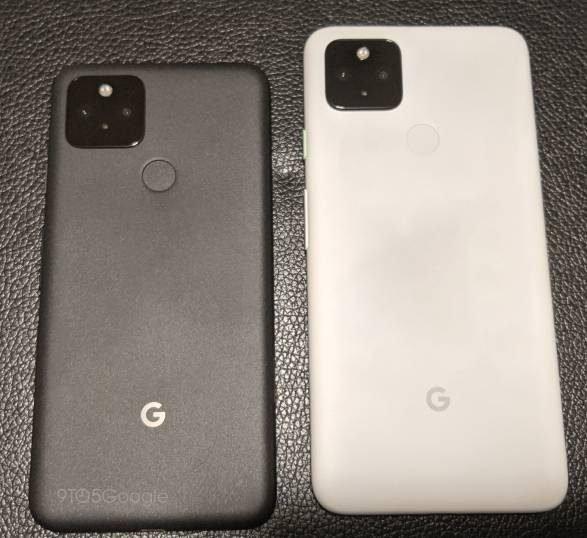 Утечка: Фото и характеристики смартфонов Google Pixel 5 и 4A 5G