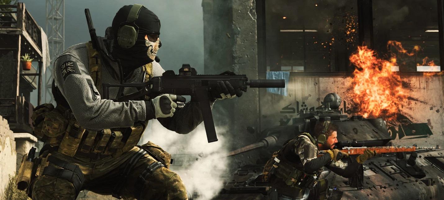 Игрок совершил убийство в Call of Duty: Modern Warfare с помощью барабанов