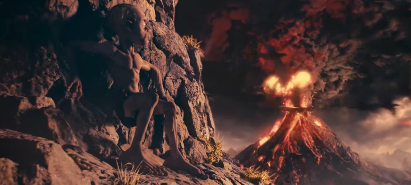 Первый тизер и новые подробности The Lord Of The Rings Gollum