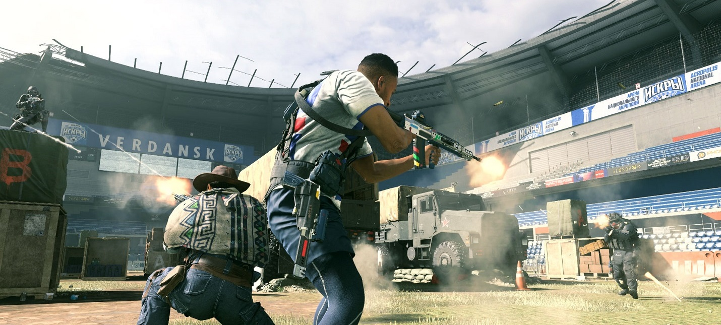 """""""Летние игры"""", новый оперативник и пулемет — детали межсезонья Call of Duty: Modern Warfare"""