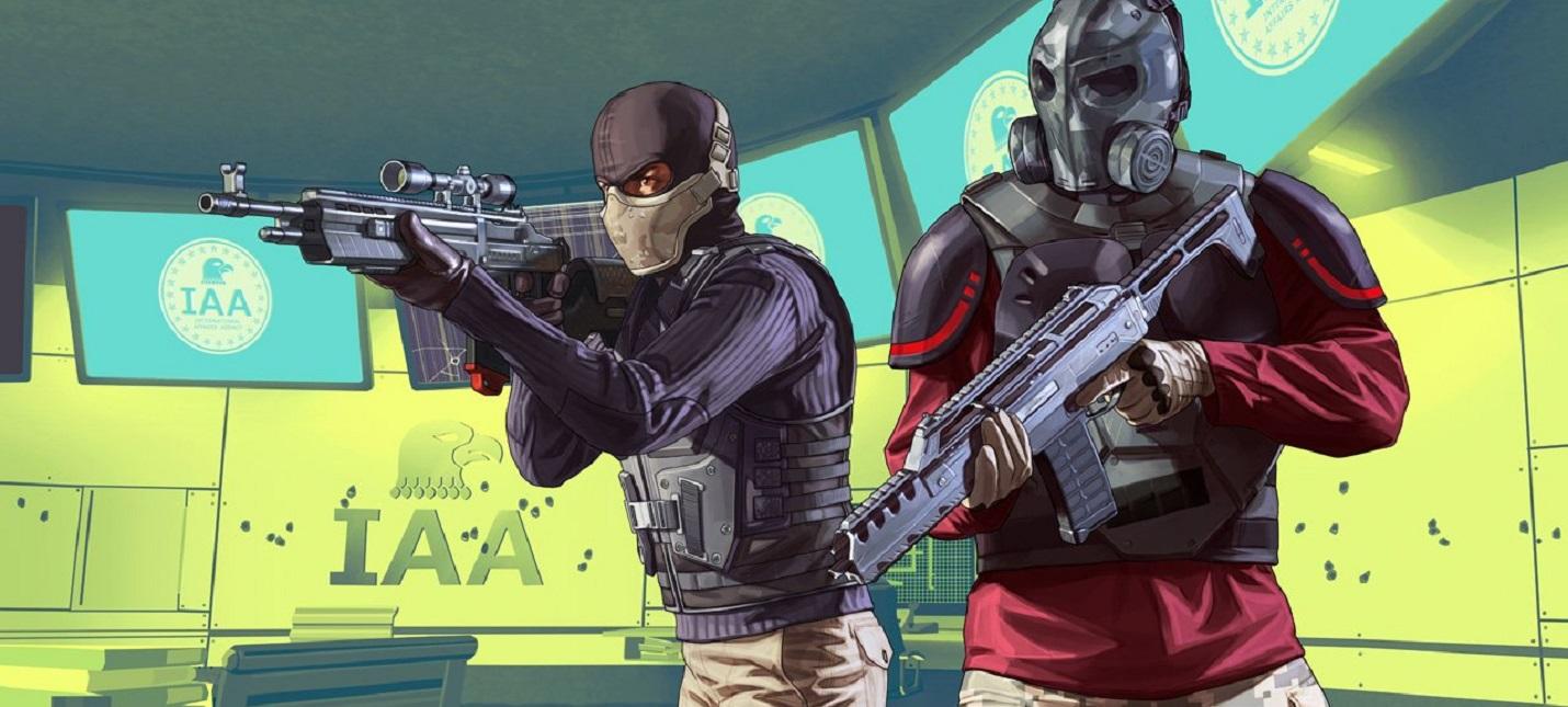В GTA 5 нашли секретную миссию с НЛО