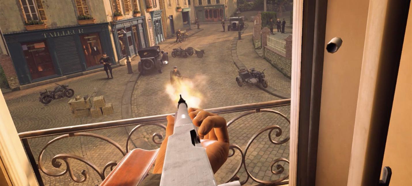На церемонии открытия gamescom 2020 будет показан сюжетный трейлер VR-шутера Medal of Honor Above and Beyond
