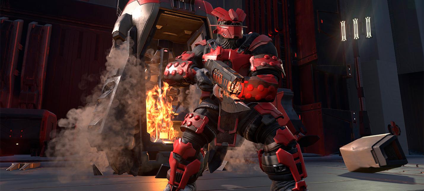 343 Industries Halo Infinite не перенесут на 2022 год, версия для Xbox One выйдет