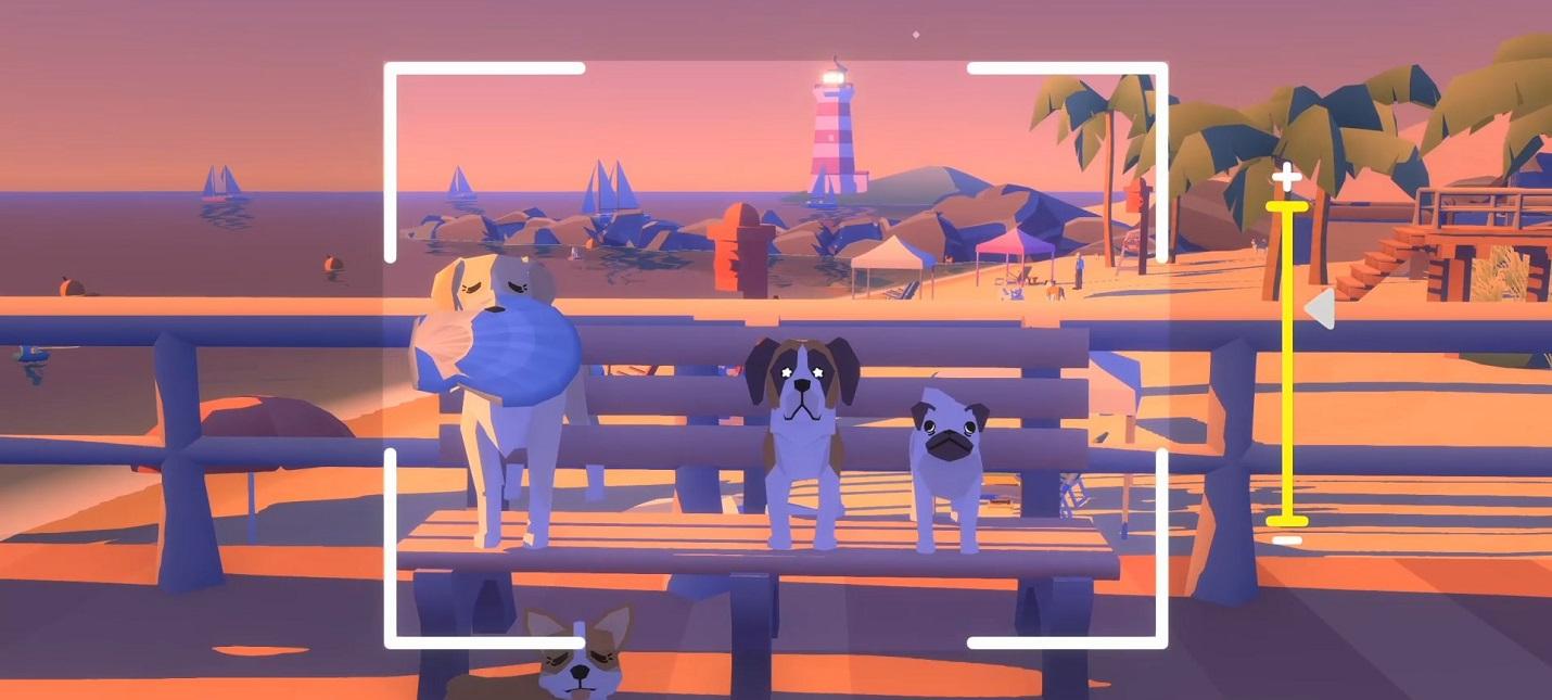 Анонсирован милый симулятор фотографирования собак Pupperazzi