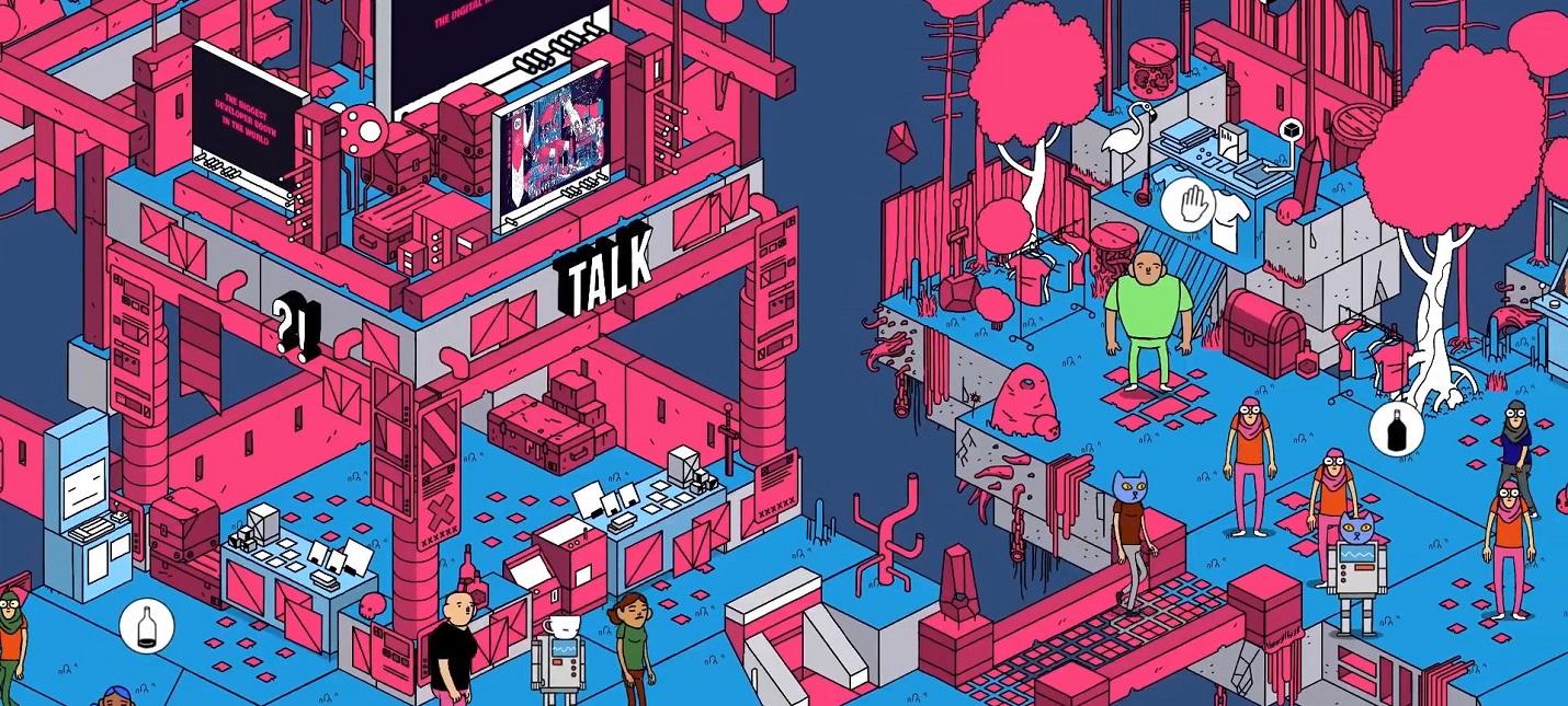 Выставка инди-игр на gamescom 2020 пройдет внутри виртуального мира