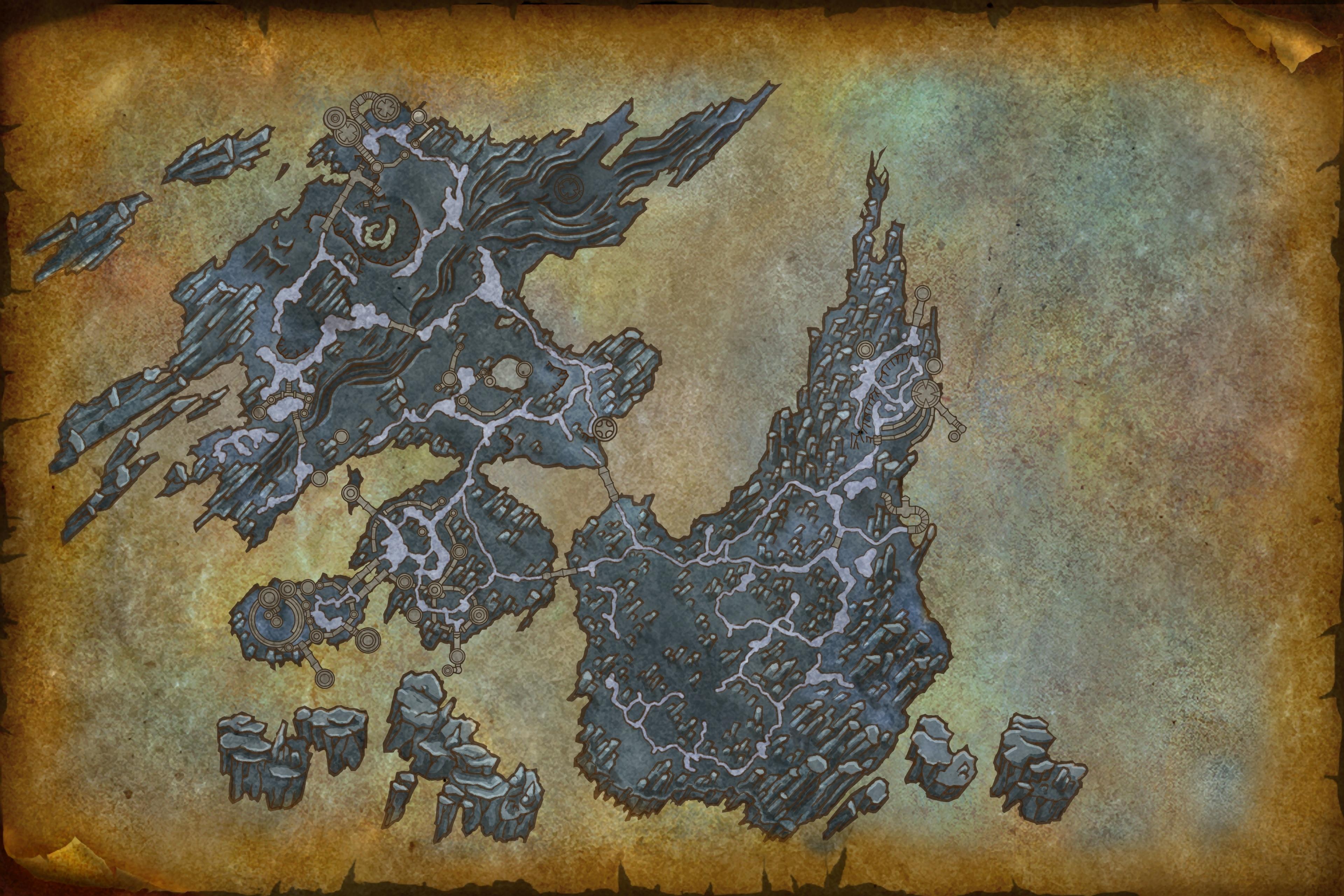 Мое погружение в преисподнюю — впечатления от беты WoW Shadowlands
