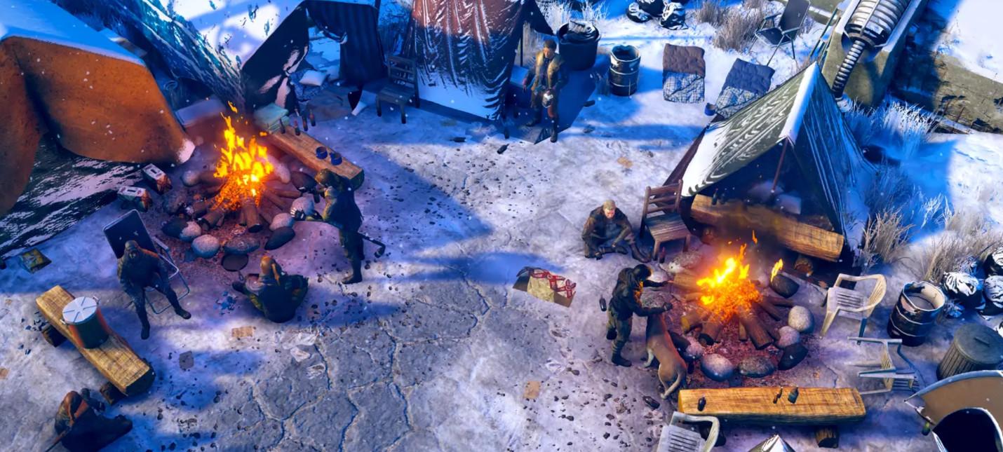 Оценки Wasteland 3 — Отличная классическая ролевая игра
