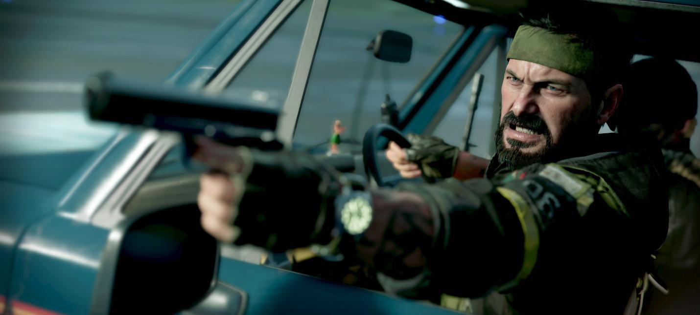 Новый трейлер и подробности Call of Duty Black Ops Cold War