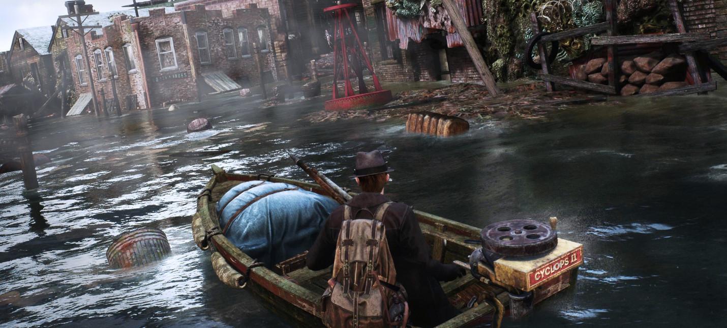 Nacon прокомментировала заявление Frogwares по поводу прав на The Sinking City