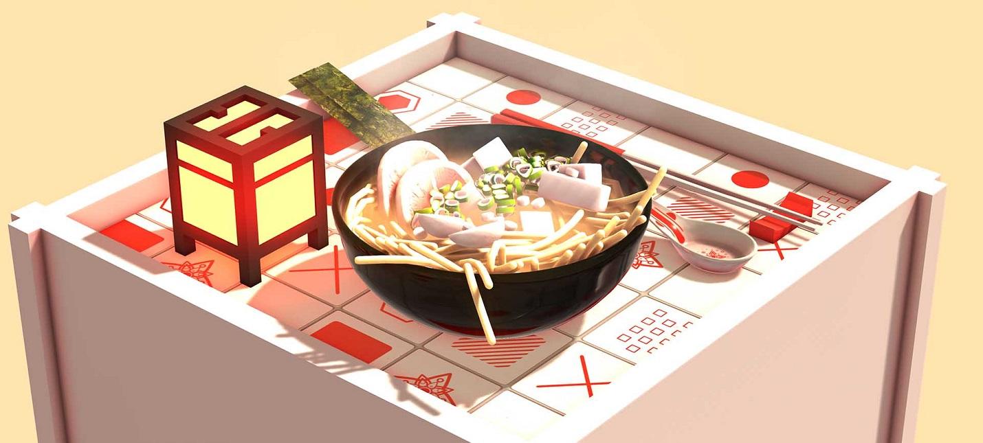 На PS5 выйдет игра, в которой можно баловаться с едой