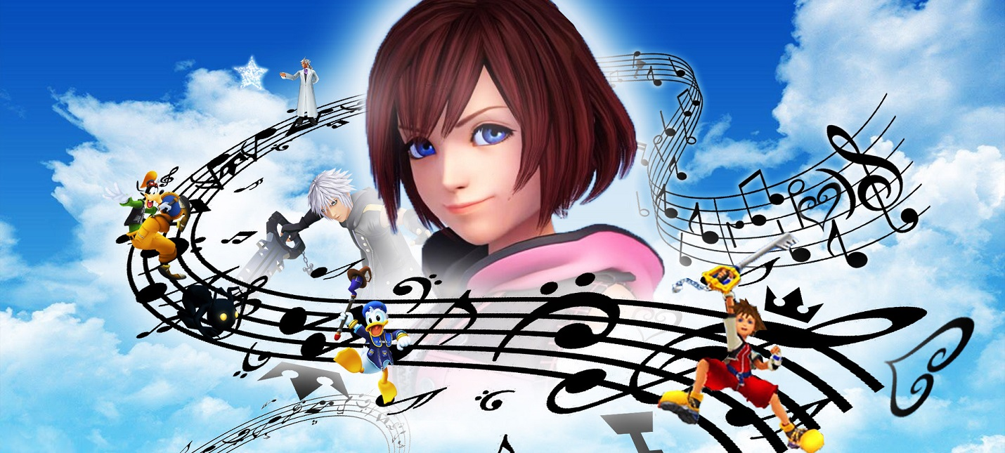 Обзорный трейлер ритм-игры Kingdom Hearts: Melody of Memory
