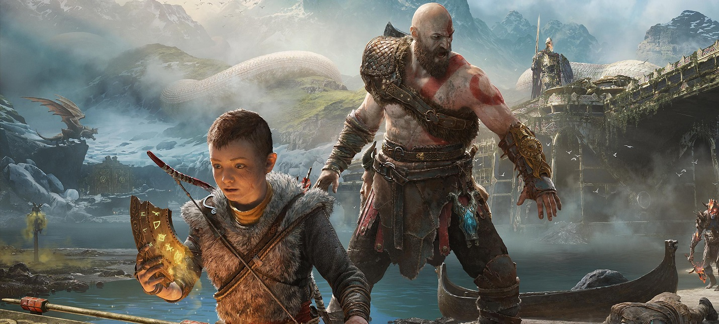 SuperGroupies представила мерч по God of War